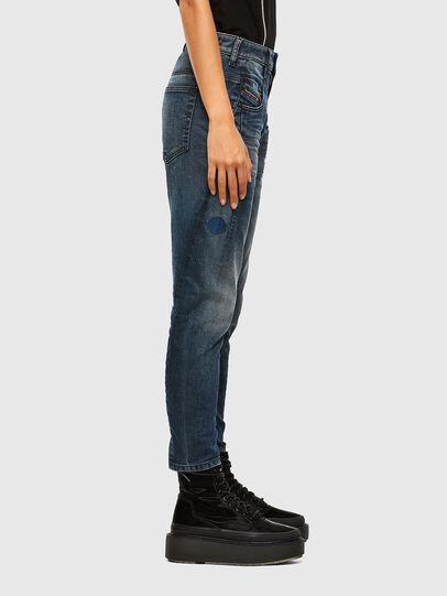 Diesel - FAYZA JoggJeans® 069PD, Dunkelblau - Jeans - Image 6