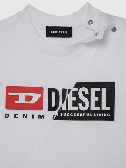 Diesel - TDIEGOCUTYB, Blanc - T-shirts et Hauts - Image 3
