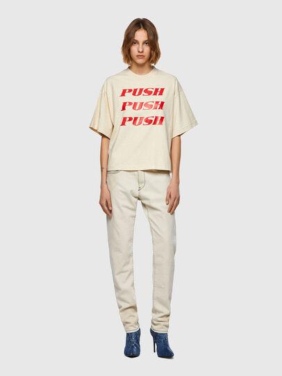 Diesel - T-BOWXY, Blanc - T-Shirts - Image 5