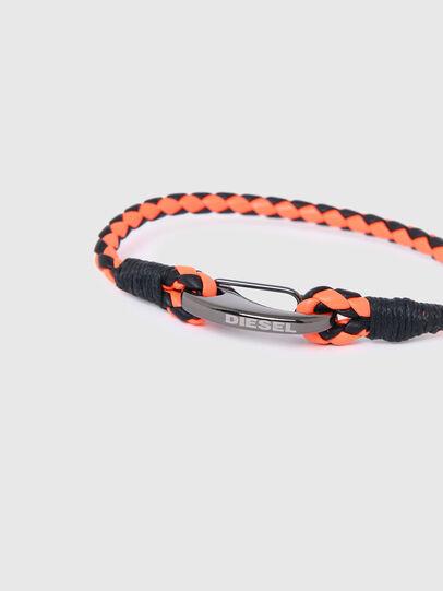 Diesel - A-LYSA, Orange - Bijoux et Gadgets - Image 2
