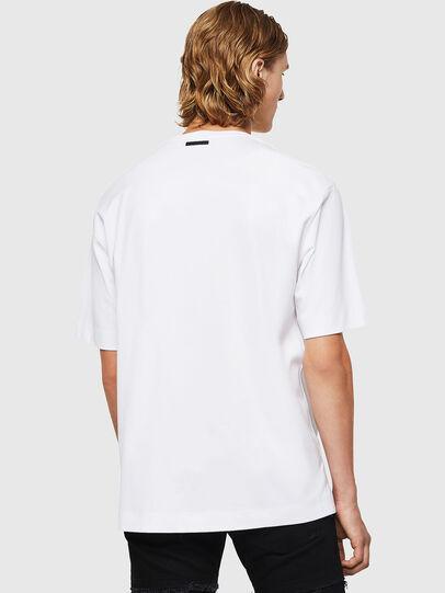 Diesel - TEORIALE-X3, Weiß - T-Shirts - Image 2