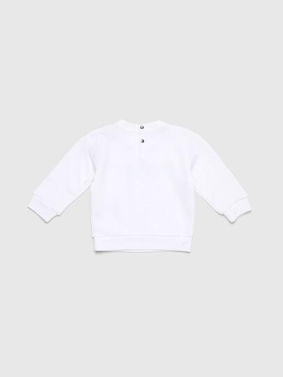 Diesel - SRALLYB, Weiß - Sweatshirts - Image 2
