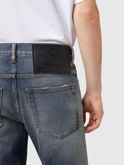 Diesel - D-Fining Z9A05, Blu medio - Jeans - Image 4