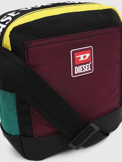 Diesel - DOUBLECROSS, Bunt - Schultertaschen - Image 4