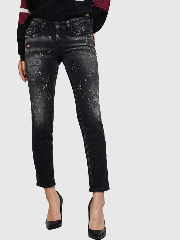 D-Ramy 0091Z, Schwarz/Dunkelgrau - Jeans