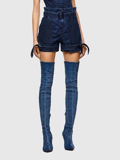 Diesel - D-FEDRA-SP JOGGJEANS, Blu Scuro - Jeans - Image 1