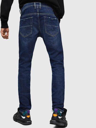 Diesel - Thommer 0870F, Mittelblau - Jeans - Image 2