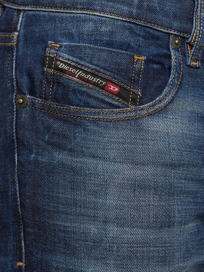 Diesel - D-Strukt 009GQ, Dunkelblau - Jeans - Image 3