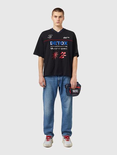 Diesel - LOKI PAT, Bleu - Sacs en bandoulière - Image 6