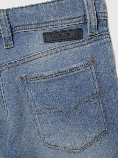 Diesel - SLEENKER-J JOGGJEANS-N, Blau - Jeans - Image 4