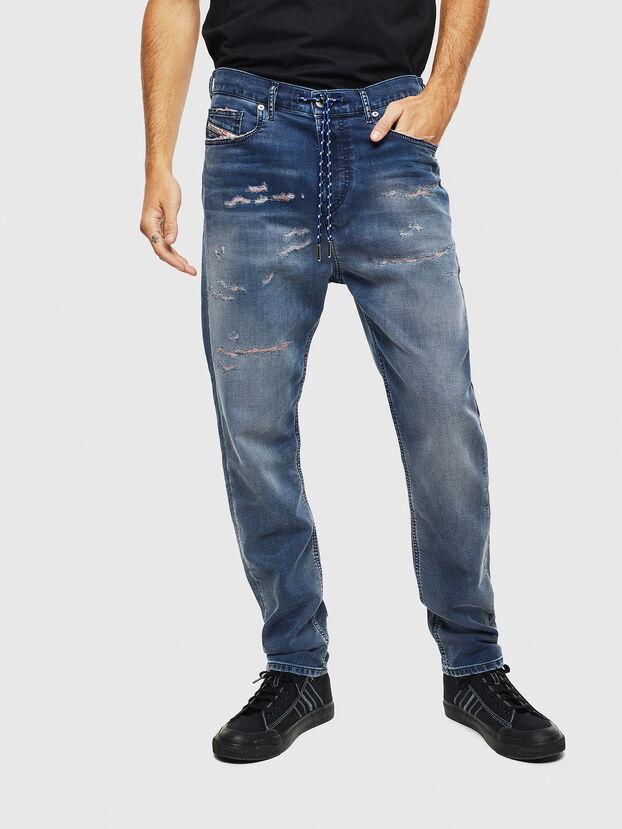 D-Vider JoggJeans 069LW, Dunkelblau - Jeans