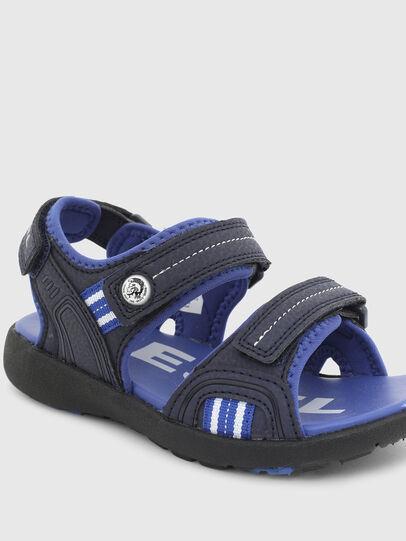 Diesel - S-ANDAL CH, Bleu - Footwear - Image 6