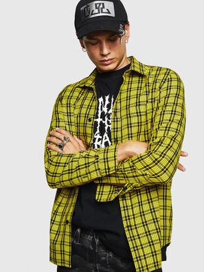 S-TROPP, Gelb - Hemden