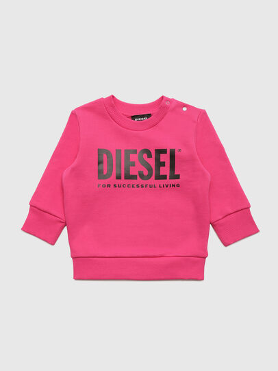 Diesel - SCREWDIVISION-LOGOB, Rose - Pull Cotton - Image 1