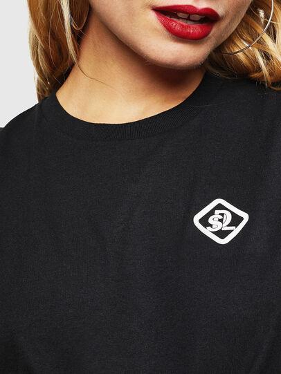 Diesel - CC-T-DIEGO-COLA, Schwarz - T-Shirts - Image 5