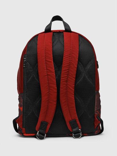 Diesel - ORTENSYA, Red - Backpacks - Image 2