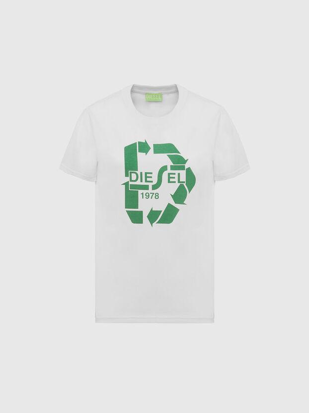 T-SILY-V32, Weiß - T-Shirts