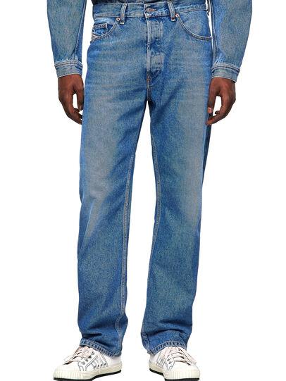 Diesel - D-Macs 009MG, Bleu moyen - Jeans - Image 1