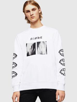 SNEILB-X1, Weiß - Sweatshirts