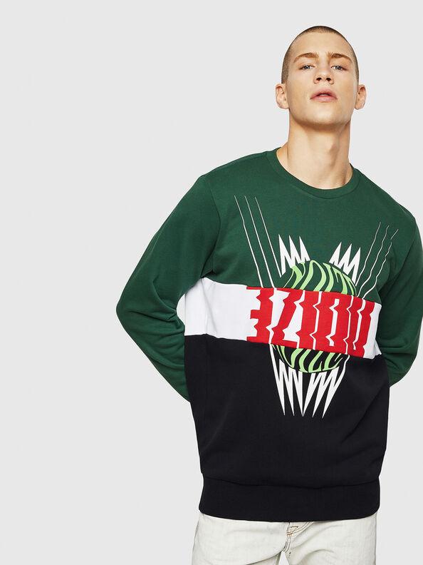 S-GIR-CUT,  - Sweatshirts