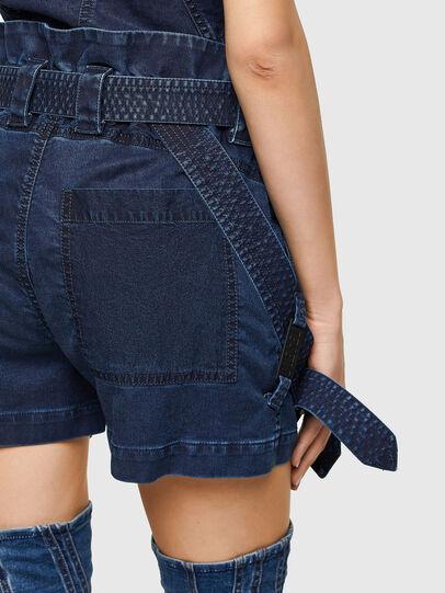 Diesel - D-FEDRA-SP JOGGJEANS, Blu Scuro - Jeans - Image 3