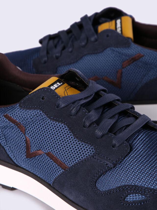 Diesel - RV, Blau - Sneakers - Image 4