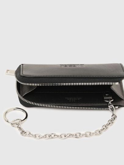 Diesel - BABYKEY, Black - Card cases - Image 3
