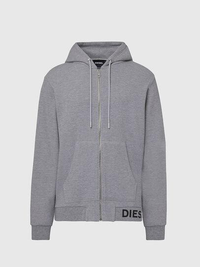 Diesel - S-ELECTRUM, Light Grey - Sweaters - Image 1