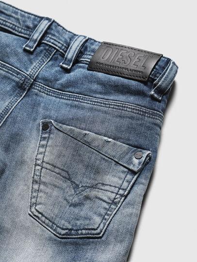 Diesel - KROOLEY-J-N, Hellblau - Jeans - Image 4