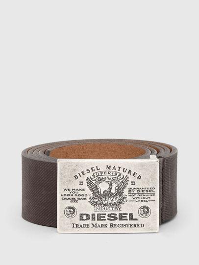 Diesel - B-FILIN, Marron - Ceintures - Image 1