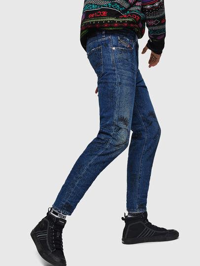 Diesel - Mharky 0078S, Mittelblau - Jeans - Image 5