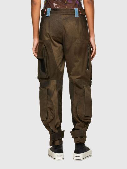 Diesel - P-JANE, Verde Militare - Pantaloni - Image 2
