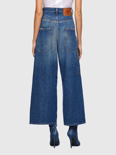 Diesel - D-Luite 09A82, Blu medio - Jeans - Image 2