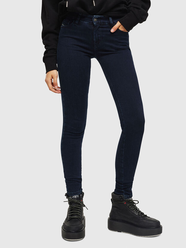 Slandy 0094Y, Dunkelblau - Jeans