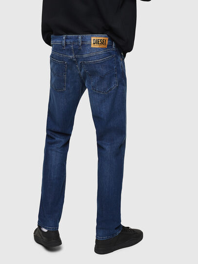 Diesel - Waykee 082AZ, Dunkelblau - Jeans - Image 2