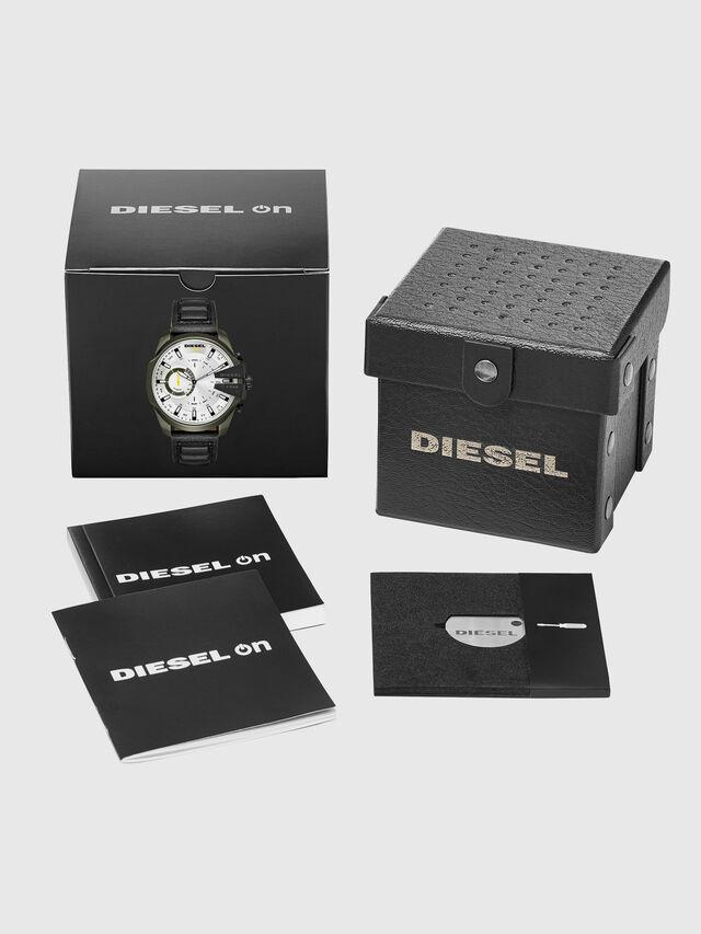 Diesel - DT1012, Schwarz - Smartwatches - Image 4