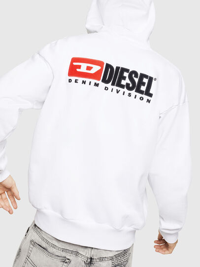 Diesel - S-ALBY-ZIP-DIV,  - Sweatshirts - Image 2