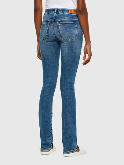Diesel - Slandy-B 009PT, Blu Chiaro - Jeans - Image 2
