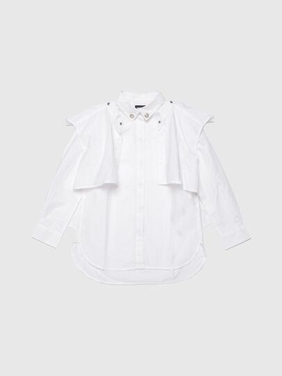 Diesel - CRAILYS, Weiß - Hemden - Image 1