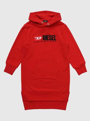 DILSEC, Rot - Kleider