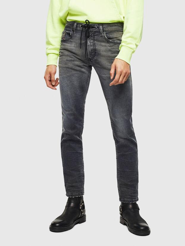 Thommer JoggJeans 069KK, Schwarz/Dunkelgrau - Jeans