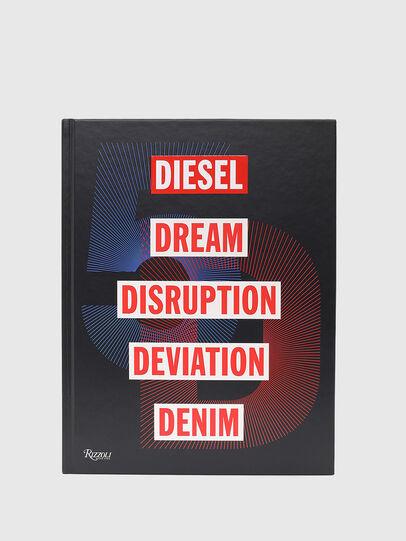 Diesel - 5D Diesel Dream Disruption Deviation Denim, Noir - Livres - Image 3