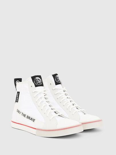 Diesel - S-DVELOWS ML, Weiß/Schwarz - Sneakers - Image 2