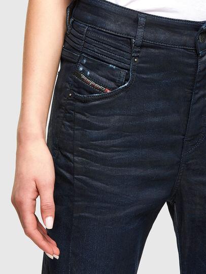 Diesel - Fayza JoggJeans® 069RW, Blu Scuro - Jeans - Image 3