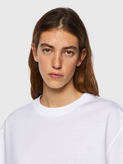 Diesel - T-SHARP, Blanc - T-Shirts - Image 3