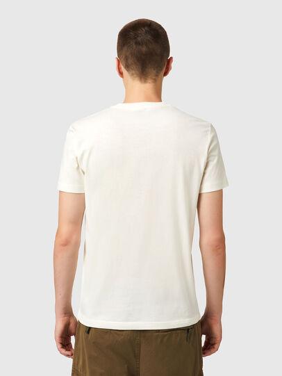 Diesel - T-DIEGOS-B10, Blanc - T-Shirts - Image 2