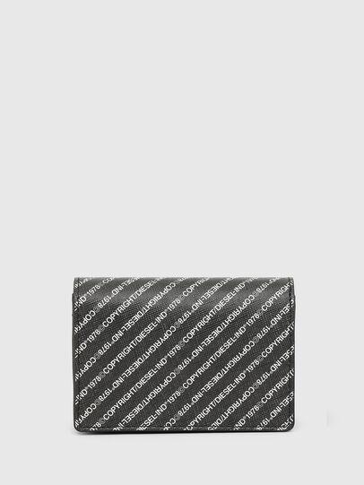 Diesel - CARDA, Schwarz/Weiß - Kartenetuis - Image 2