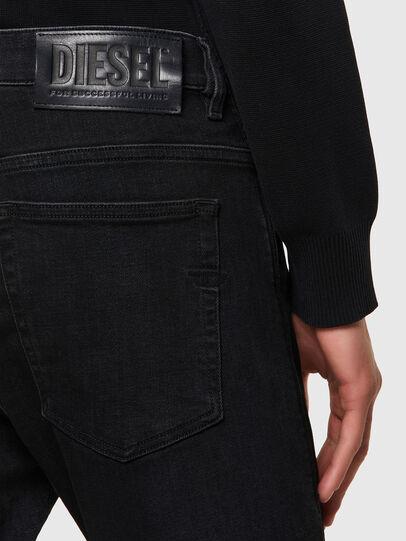 Diesel - D-Amny Z9A37, Black/Dark grey - Jeans - Image 3
