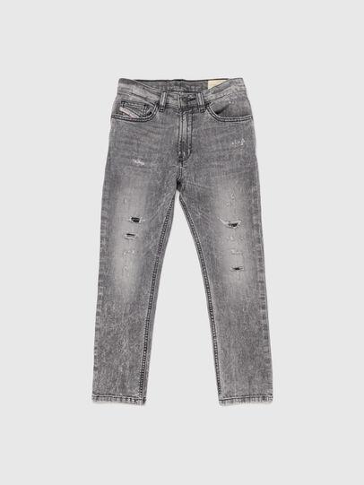 Diesel - D-EETAR-J, Nero/Grigio scuro - Jeans - Image 1