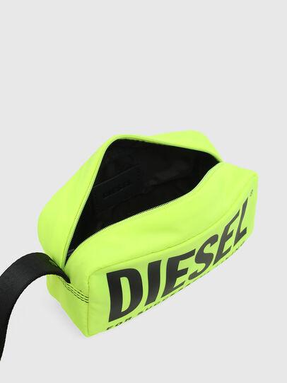 Diesel - BOLD POUCH, Gelb - Taschen - Image 4